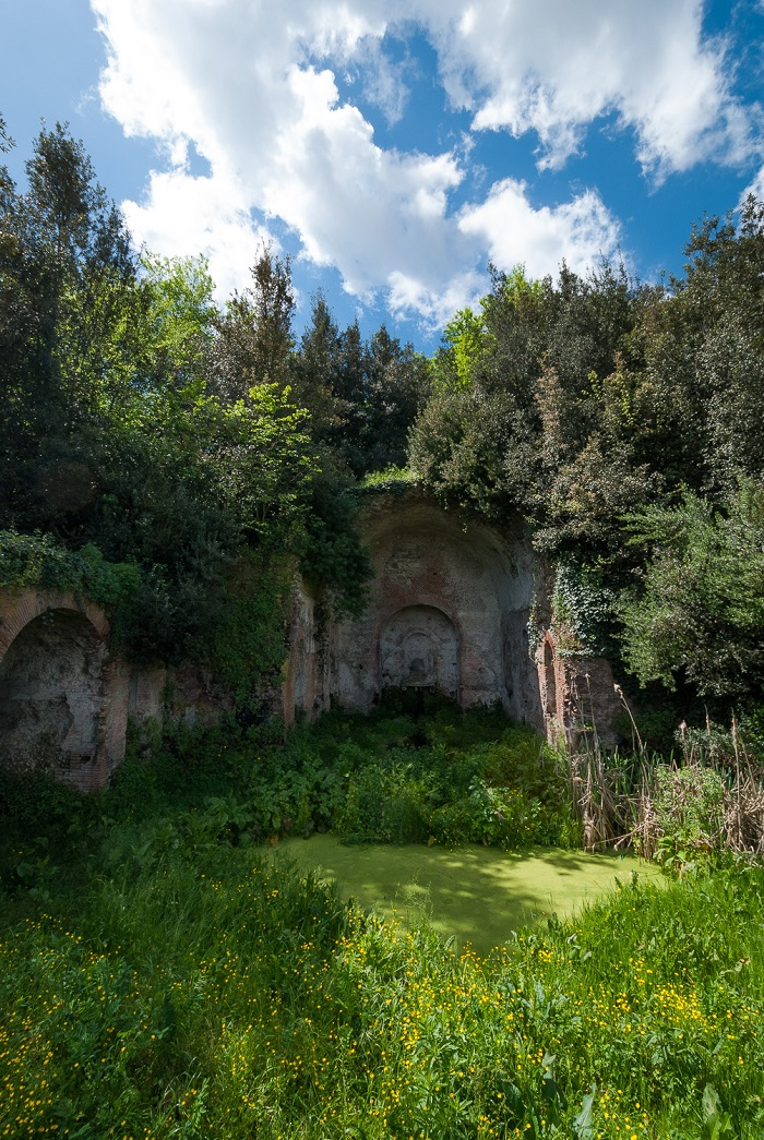 Đền thờ tiên nữ Egeria - địa điểm du lịch ít người biết ở Rome