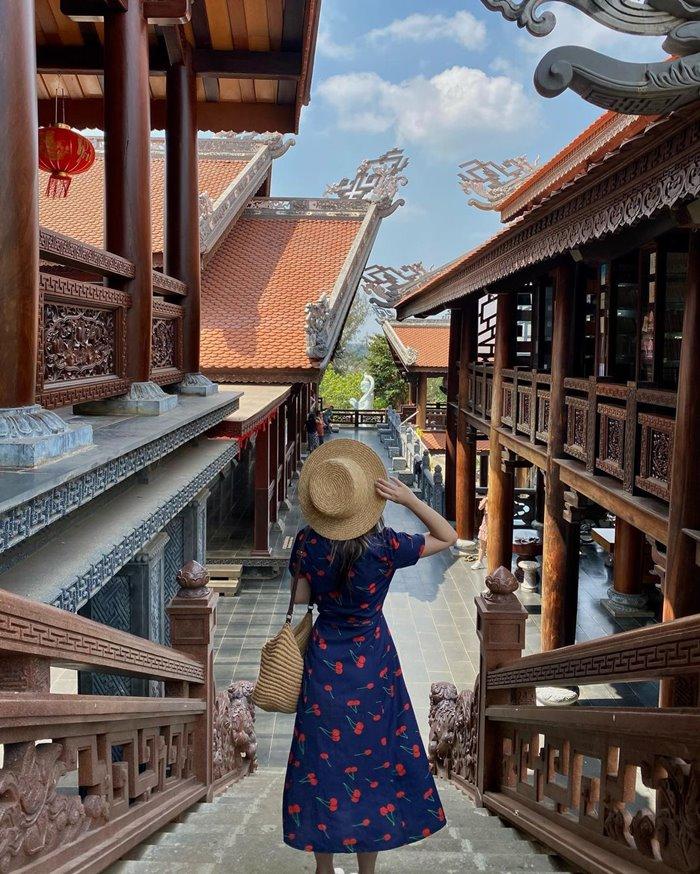 du lịch Buôn Ma Thuột chùa sắc tứ khải đoan