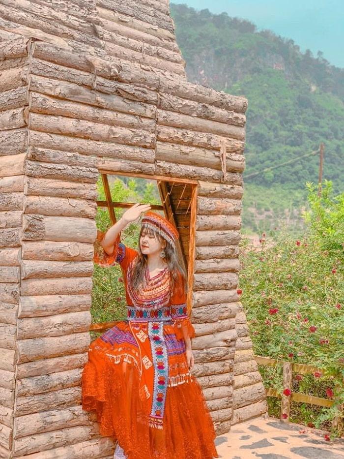 Giới thiệu về khu du lịch Happy Land Mộc Châu