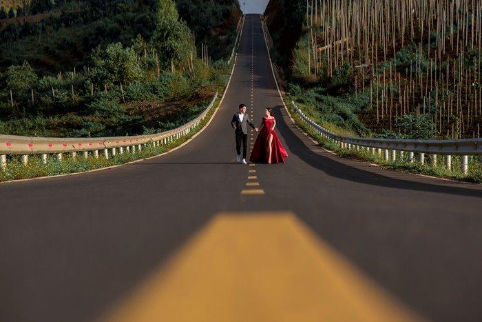 Check-in dốc đứng con đường đẹp ở Gia Lai
