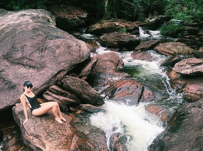 Những con suối đẹp ở Phú Quốc- suối Đá Ngọn đẹp