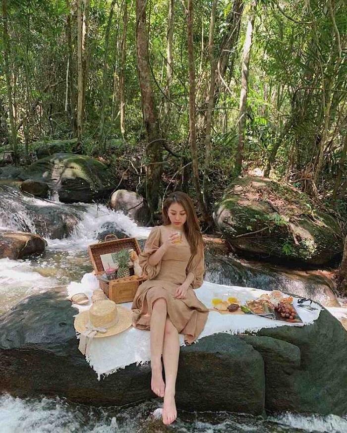 Những con suối đẹp ở Phú Quốc- suối Tranh đẹp nổi tiếng