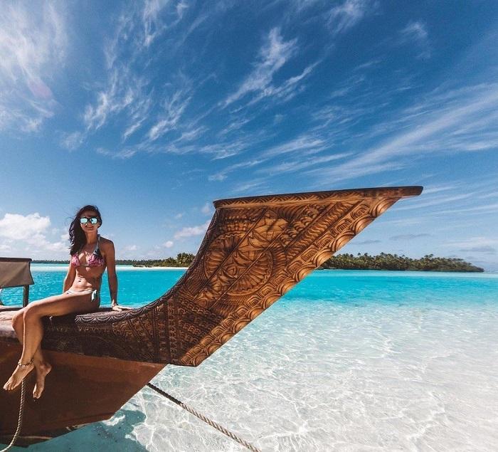 Đây là một địa điểm du lịch quanh năm Quần đảo Cook