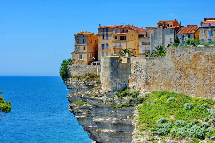 The island has a Mediterranean climate - Corsica Island, France