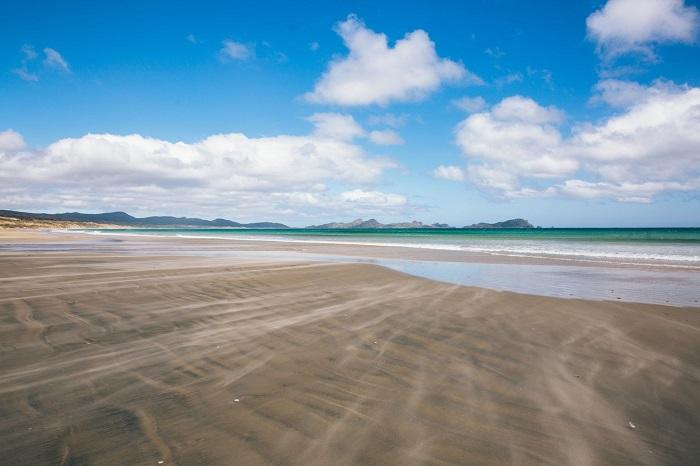 Beautiful and unspoiled beaches Stewart Island