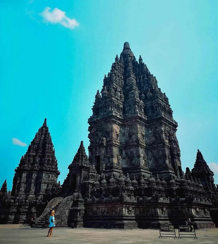Đền Prambanan - Du lịch Yogyakarta - thủ đô văn hóa của Indonesia