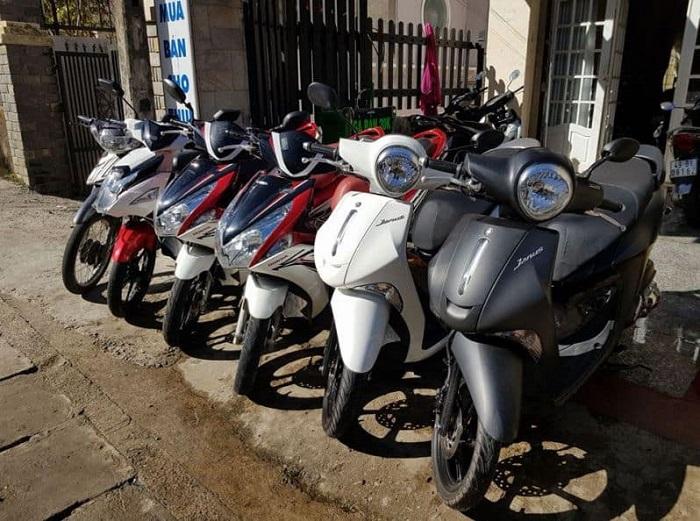 Thuê xe máy ở Lạng Sơn - Dịch vụ thuê xe máy Lạng Sơn tại Vi's Boutique Hotel