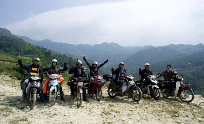 Thuê xe máy ở Lạng Sơn - thuê xe Trần Lực
