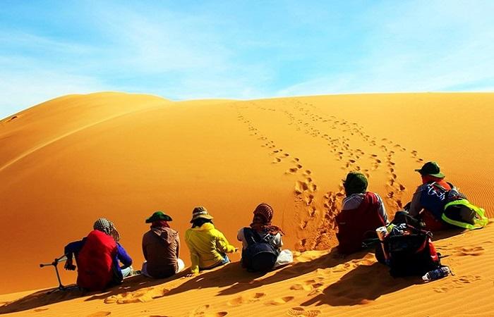 Đồi cát Mũi Né - Địa điểm du lịch ở Mũi Né