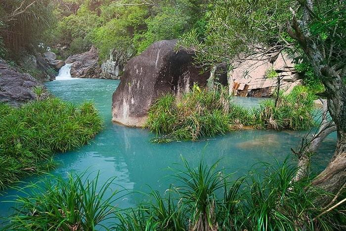 Vườn quốc gia Núi Chúa - Địa điểm du lịch Ninh Thuận nổi tiếng