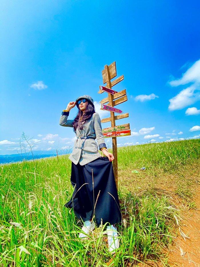 SỐNG ẢO đồi cỏ tranh Đắk Nông