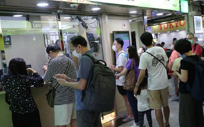 Cách đổi tiền Hồng Kông tại Hồng Kông