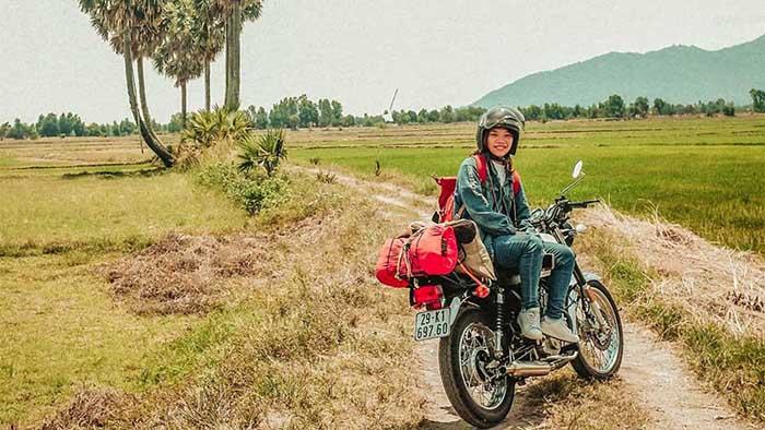 thời điểm du lịch An Giang lý tưởng - bằng xe máy