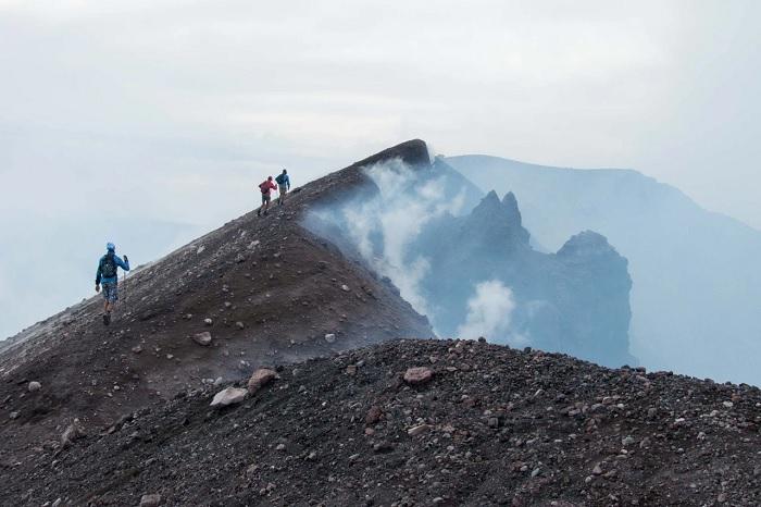 Núi Etna - kỳ quan thiên nhiên ở Sicily
