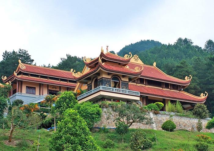 Đôi nét về Thiền Viện Trúc Lâm Tây Thiên