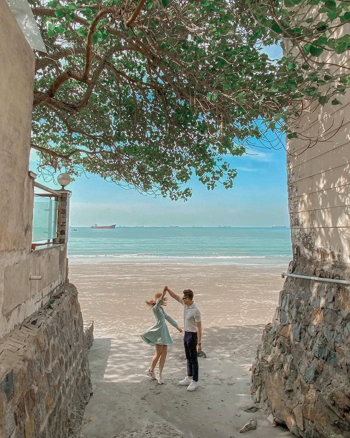 Alley 107 Tran Phu - a virtual alley in Vung Tau, every photo is 'thousands of likes'