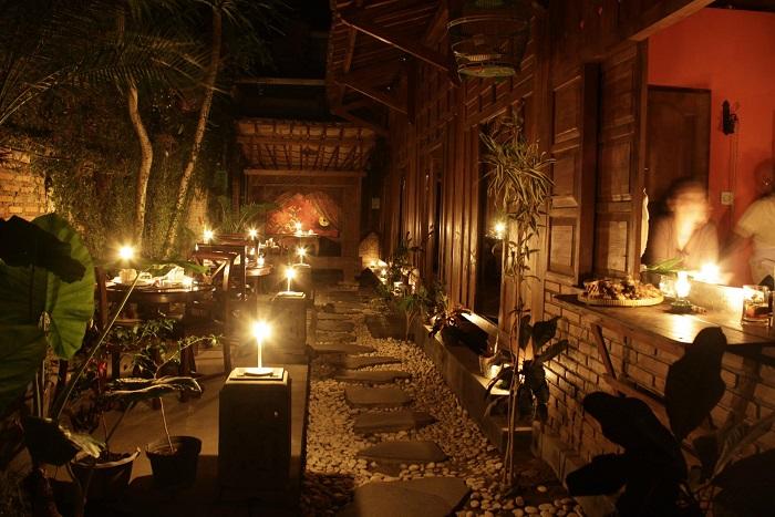 Kesuma Restaurant - Du lịch Yogyakarta - thủ đô văn hóa của Indonesia