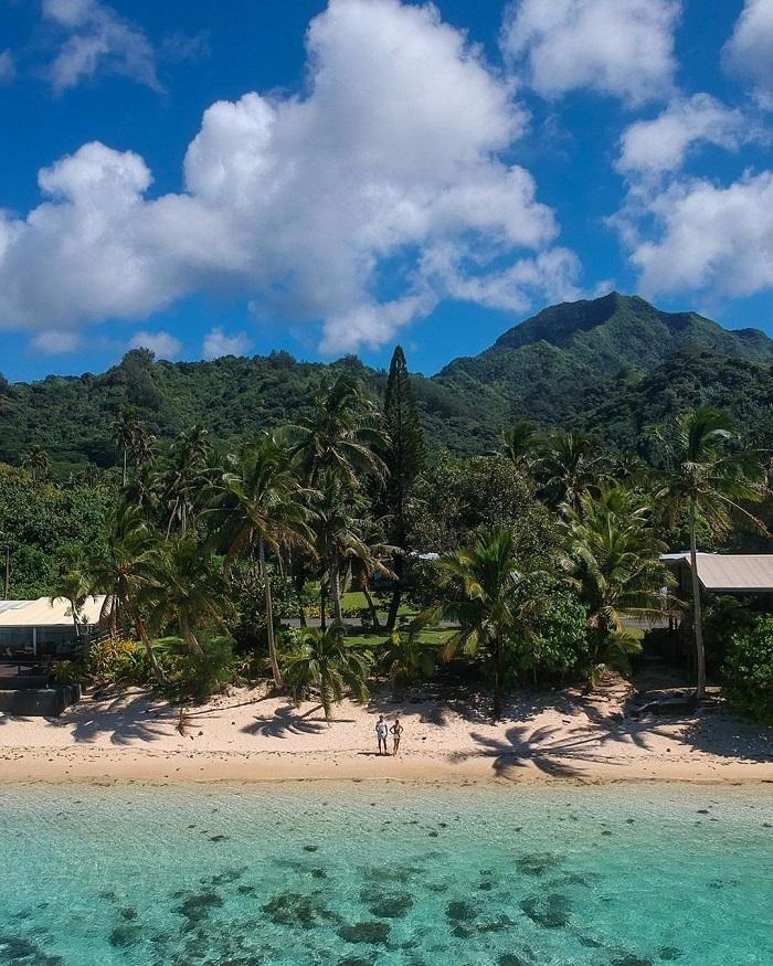 Vô sô nơi ở giá tốt có trên các hòn đảo chính - Quần đảo Cook