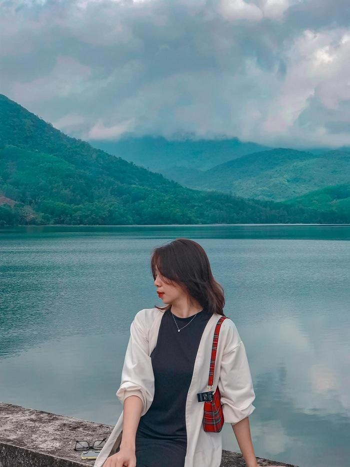 fresh - space at My Binh lake hồ