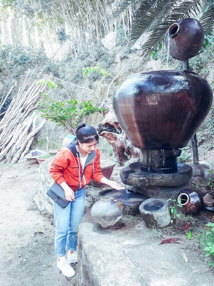di sản văn hóa Chắm - điểm nhấn tại Làng cổ Gò Cỏ
