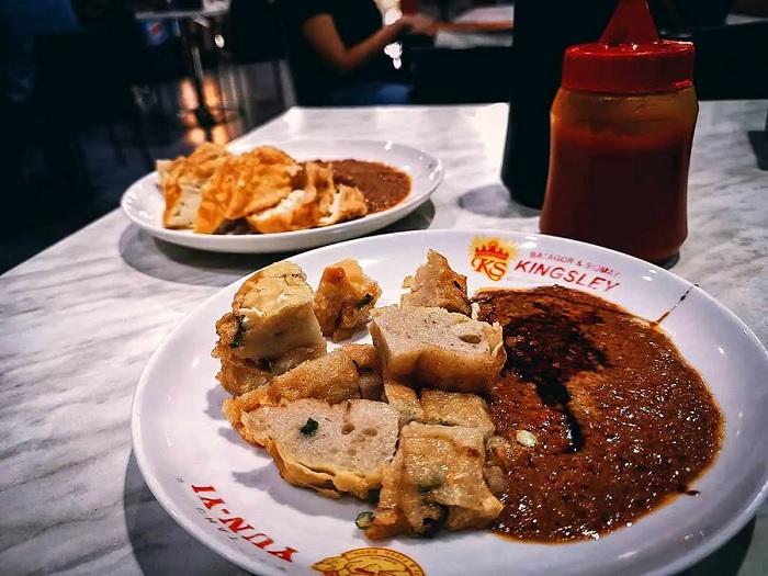 Bánh batagor - ăn gì ở Bandung