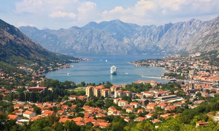 Vịnh Kotor - Vịnh đẹp nhất thế giới