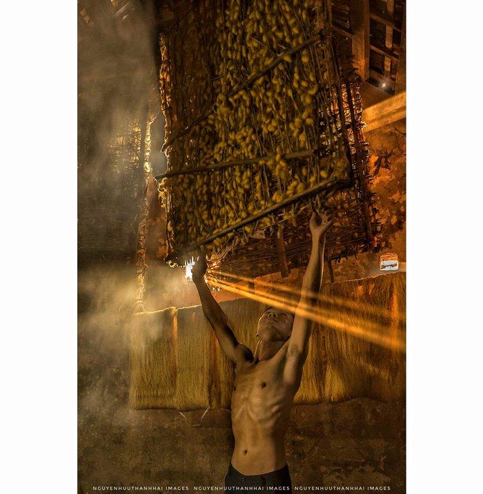 làng nghề ươm tơ Hồng Lý thời cực thịnh