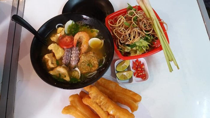 Thai hot pot tomyum grilled hot pot restaurant in Hai Duong