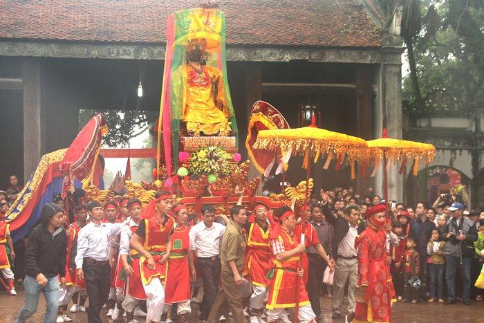 lễ hội du lịch Khoái Châu