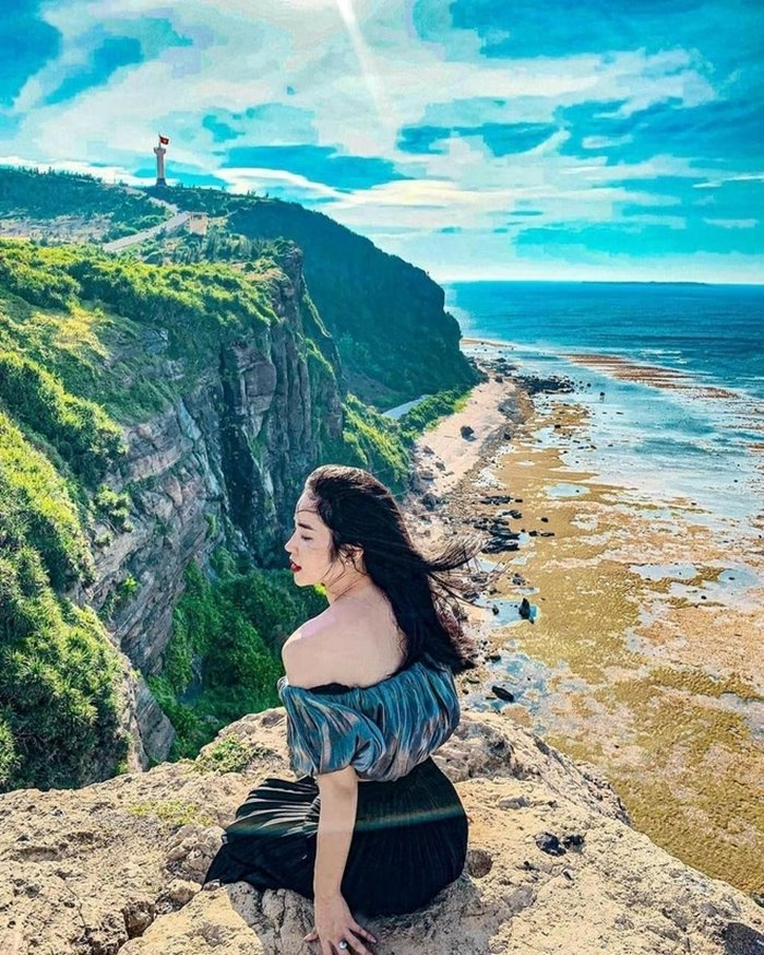 Lý Sơn điểm du lịch Miền Trung mùa hè