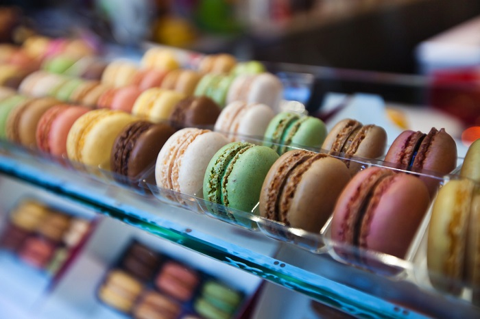 Macarons - French desserts that will melt you in sweetness