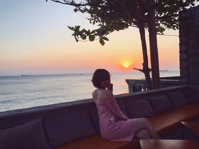 milla nakedsoul - unique sea view cafe in Vung Tau