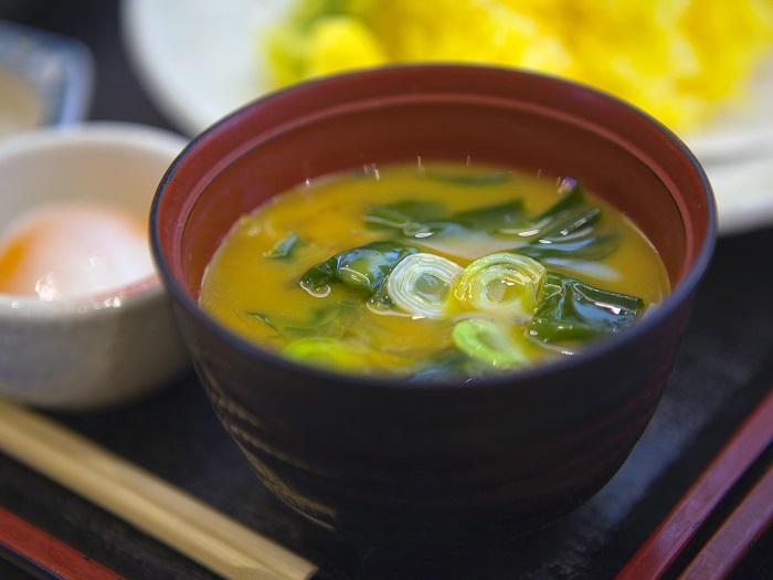 Soup miso là món thường có trong bữa ăn - Những món ăn sáng ngon nhất châu Á