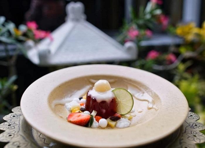 Món ăn ở Balé Raos - Du lịch Yogyakarta - thủ đô văn hóa của Indonesia