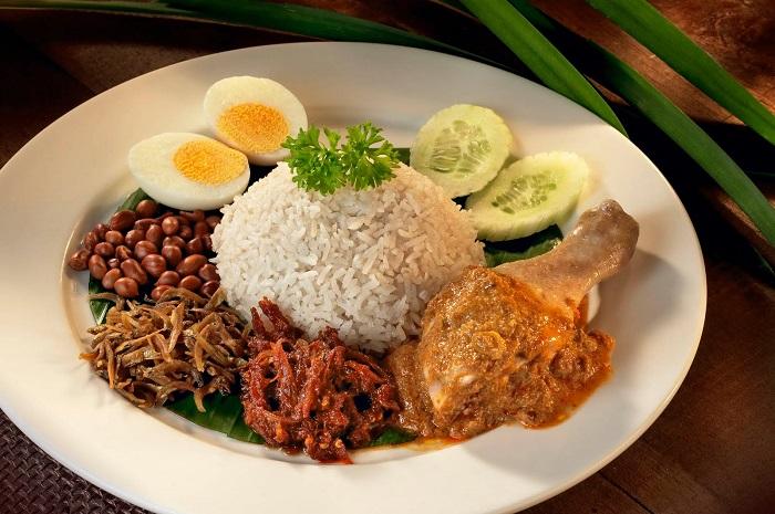 Nasi lemak - Những món ăn sáng ngon nhất châu Á