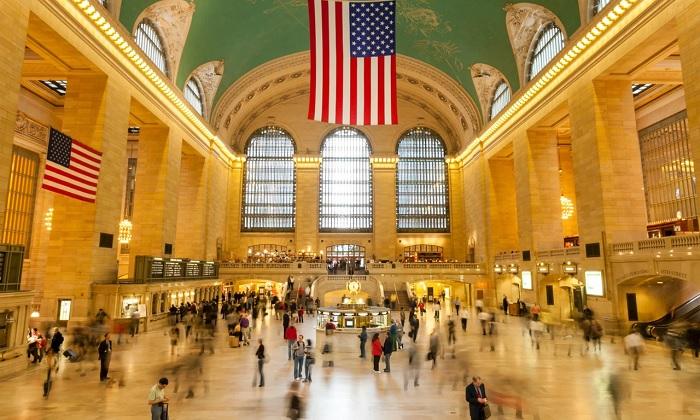 Nhà ga trung tâm Grand - Nhà ga đẹp trên thế giới