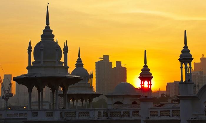 Ga xe lửa Kuala Lumpur - Nhà ga đẹp trên thế giới