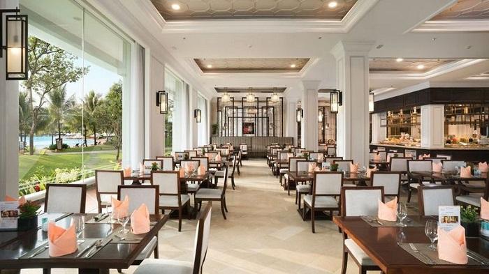 Combo 3N2Đ Vinpearl Phú Quốc tại Vinpearl resort & spa - thưởng thức ẩm thực tại nhà hàng sang trọng