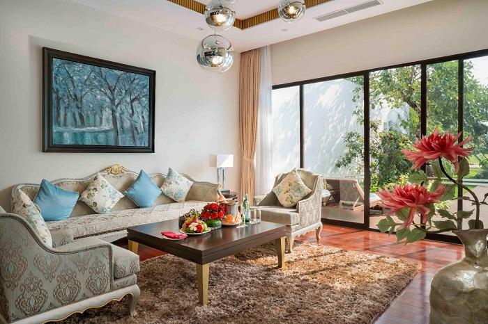 Combo 3N2Đ Vinpearl Phú Quốc tại Vinpearl resort & spa - nội thất ở phòng nghỉ
