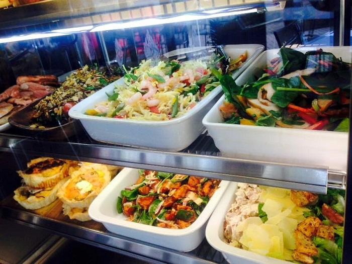 Nhà hàng O-del-emz thị trấn Matamata New Zealand