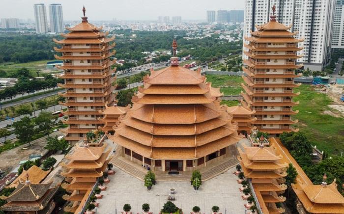 Pháp Viện Minh Đăng Quang - ở đâu
