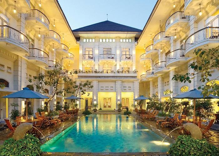 The Phoenix Hotel - Du lịch Yogyakarta - thủ đô văn hóa của Indonesia