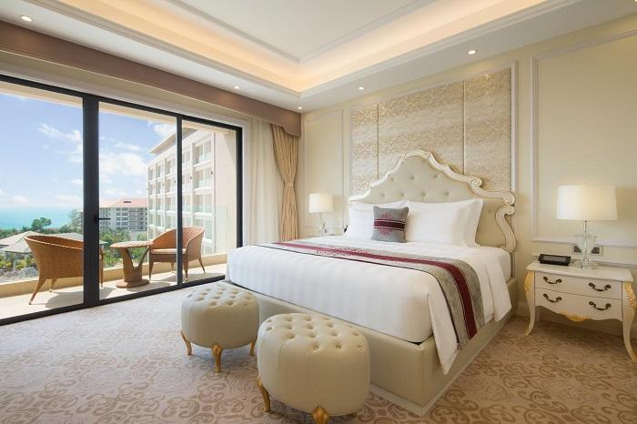 Combo nghỉ dưỡng VinOasis Phú Quốc - chất lượng phòng nghỉ 5 sao