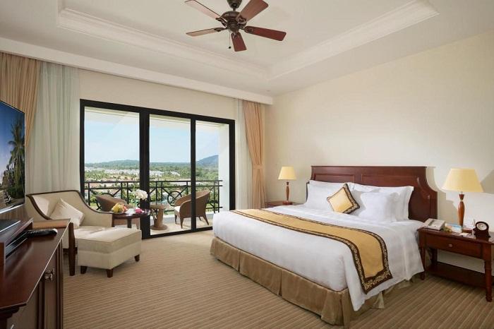 Combo 3N2Đ Vinpearl Phú Quốc tại Vinpearl resort & spa - phòng nghỉ