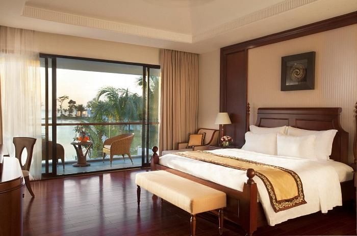 Combo 3N2Đ Vinpearl Phú Quốc tại Vinpearl resort & spa - phòng nghỉ view hướng biển