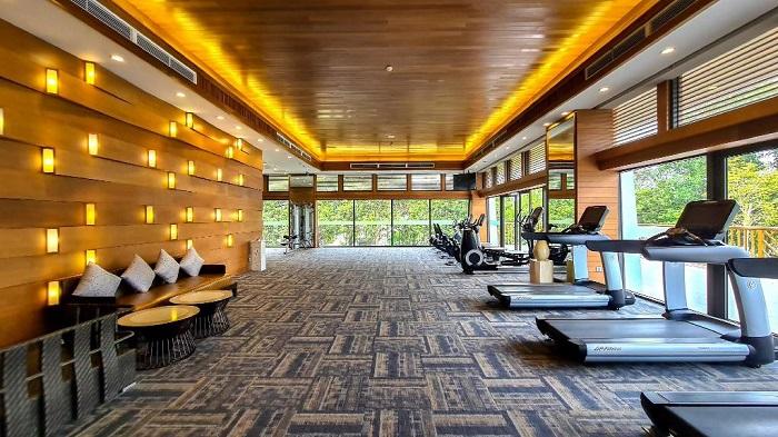 Combo nghỉ dưỡng VinOasis Phú Quốc - phòng tập gym