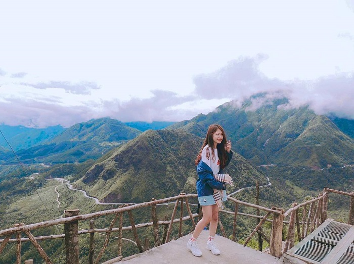 Phượt Lai Châu nên đi đâu? Đèo Ô Quy Hồ - Địa điểm du lịch nổi tiếng ở Lai Châu