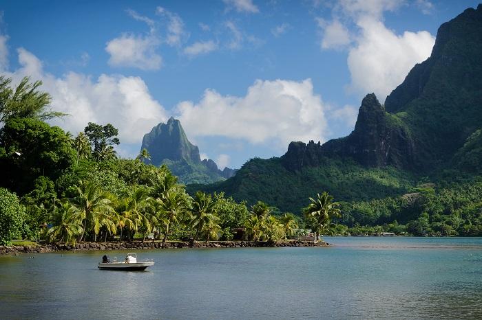 Vẻ đẹp trên quần đảo nhiệt đới - Quần đảo Cook