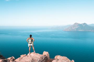 Cuộc phiêu lưu đến đảo Corsica hoang dã giữa biển Địa Trung Hải
