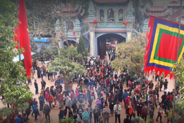 Đền Mẫu Đồng Đăng Lạng Sơn - địa điểm linh thiêng thu hút du khách tại xứ Lạng